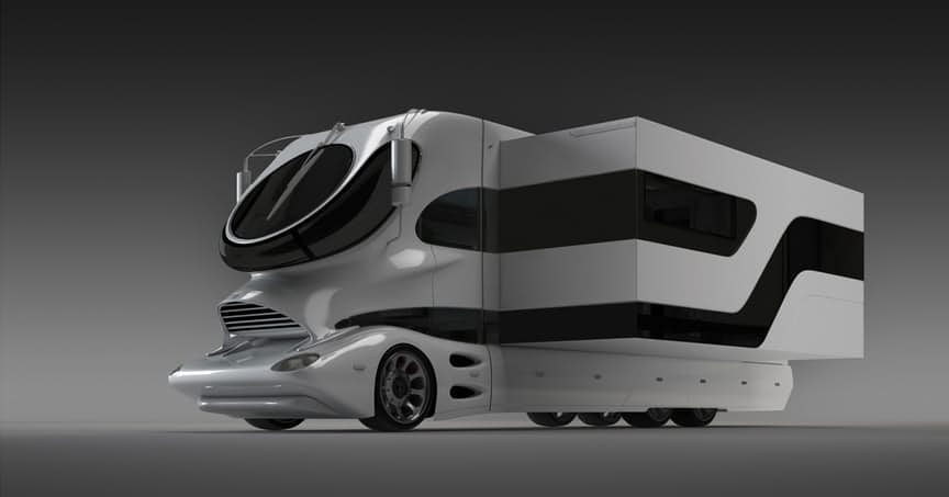 most expensive RV